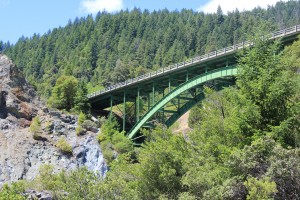 Bluff Creek Bridge