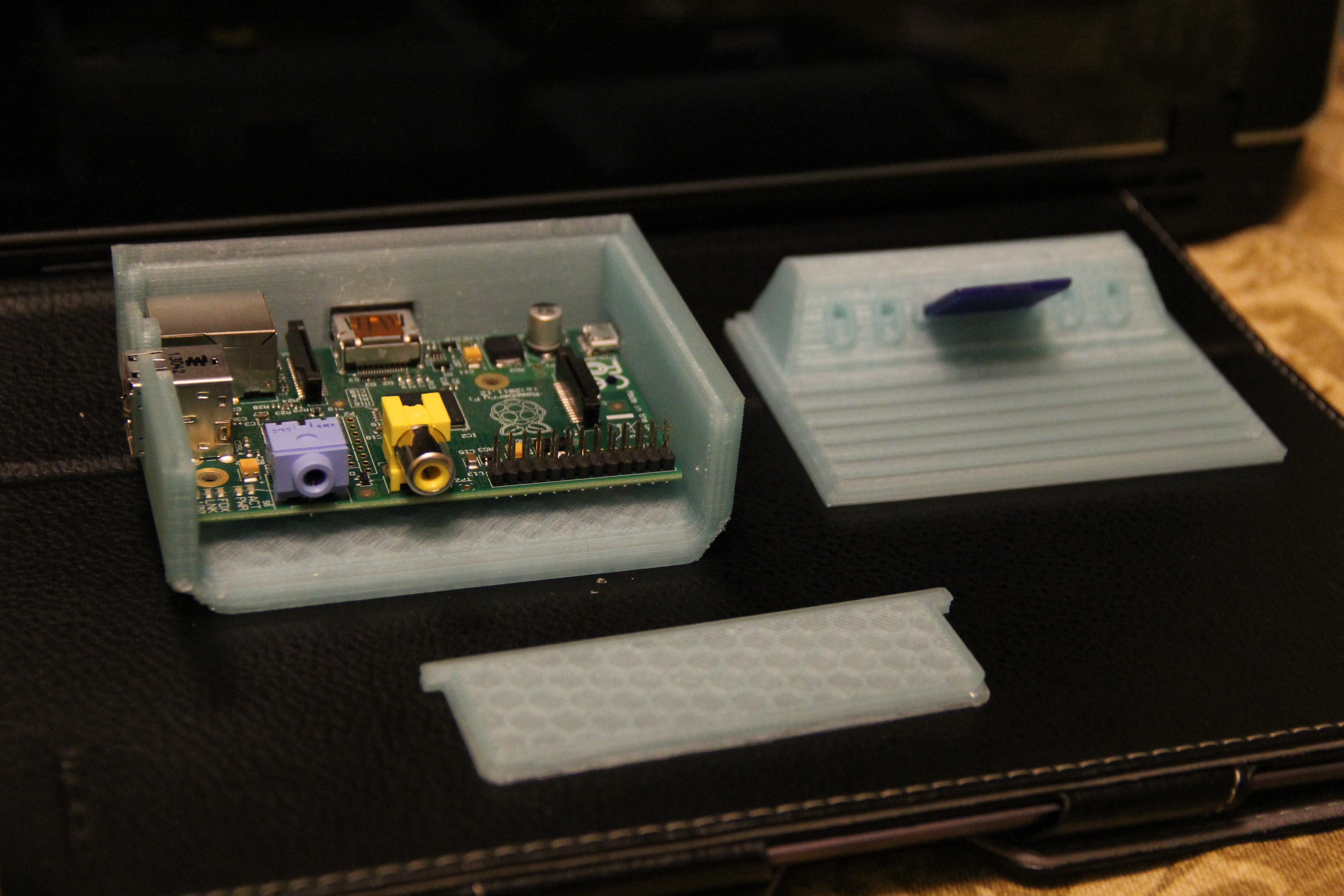 The Atari 2600 Raspberry Pi Case:
